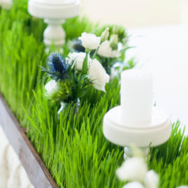 GRASS WEDDING ВИКТОРИИ & ИВАНА